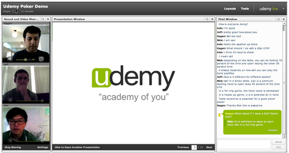 Udemy Launches Virtual Learning Academy Techcrunch