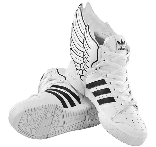 competitive price 55528 9180e New Adidas Wings 2.0 shoes are the next best thing to actual