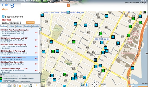 Best Nyc Map App.Bing Opens Up Its Map Apps To Developers And Smooths Out Photosynth