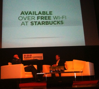 Free WiFi Coming To All U S  Starbucks Stores Beginning July