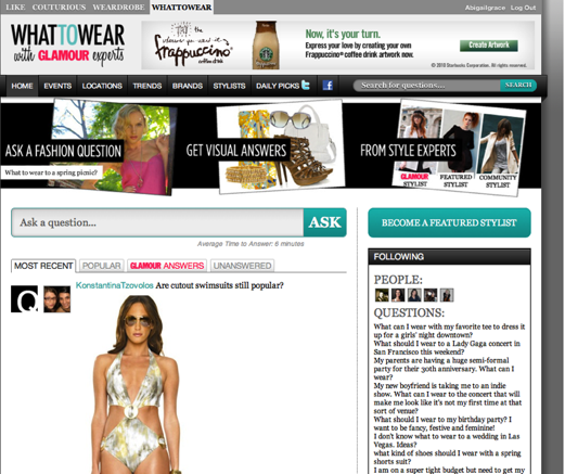 Ask fashion advice online 57
