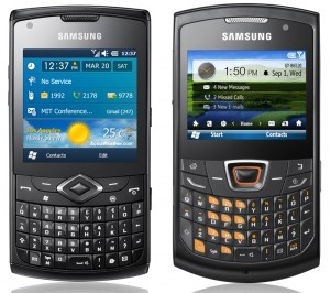Samsung Omnia 4 and 5