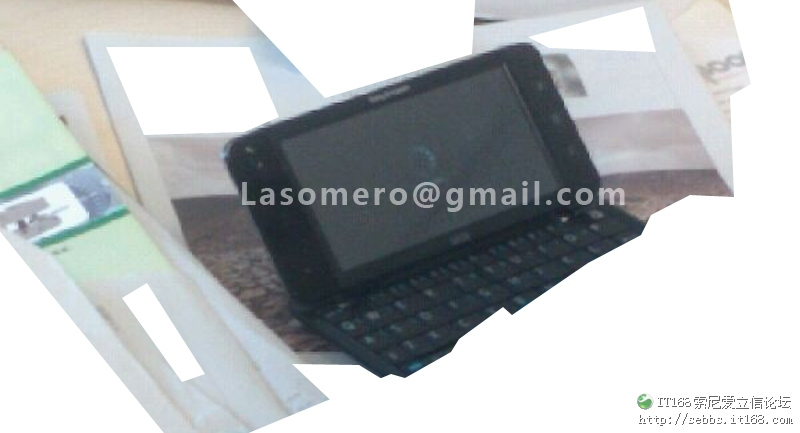 Sony Ericsson 5 inch Android phone