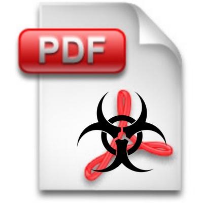 هک گوشی با فایل PDF