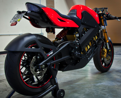 Take Brammo S Empulse Electric Motorcycle For A Spin