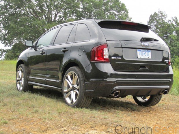 What Does Cuv Stand For >> Driven: 2011 Ford Edge And Edge Sport With MyFord Touch – TechCrunch