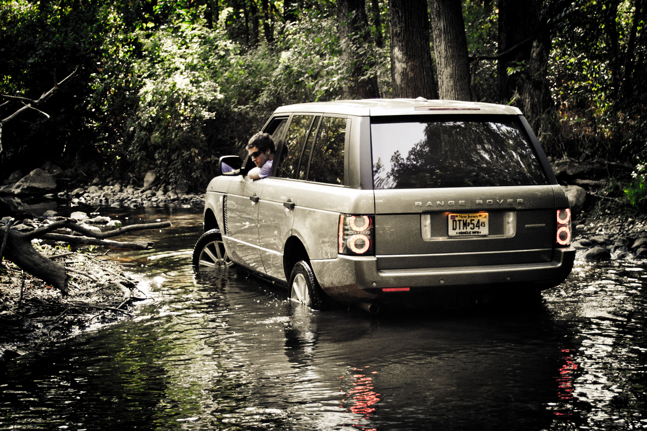 Review: 2010 Range Rover Supercharged | TechCrunch