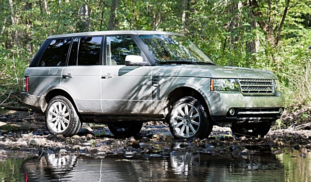 Review: 2010 Range Rover Supercharged   TechCrunch
