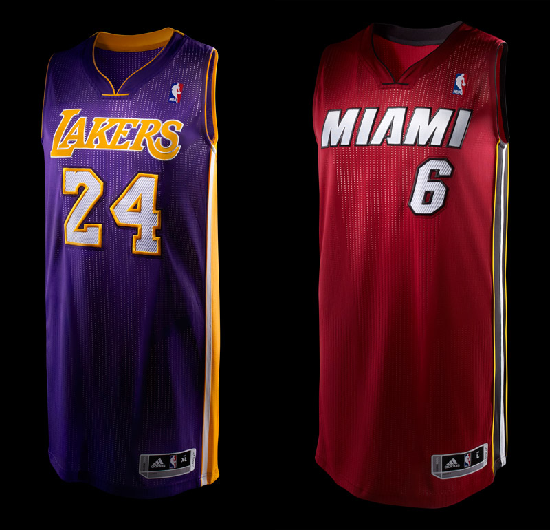 Adidas' NBA Revolution 30 Jersey: TechFit, Climacool, The Works ...