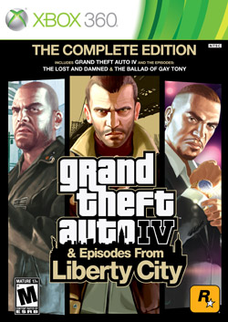 Grand Theft Auto Complete Edition Comes With Gta Iv All Dlcs