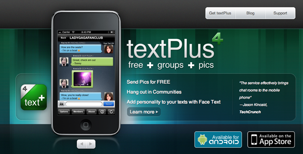 TextPlus Partners With Metro PCS To Bring Free Texting To