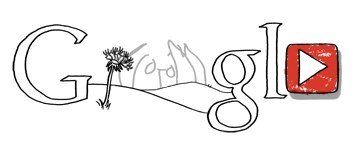 Head To Google Right Now And Youll Notice That The Sites Logo Has Been Transformed Into An Ink Drawing With A Familiar Set Of Glasses Mop Hair
