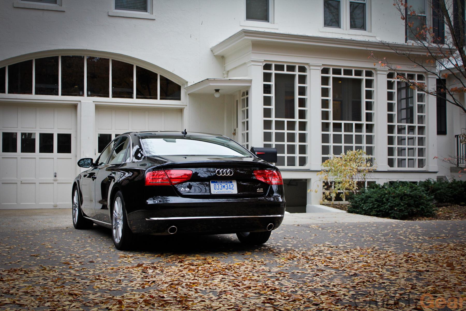 Kelebihan Kekurangan Audi A8 4.2 V8 Murah Berkualitas