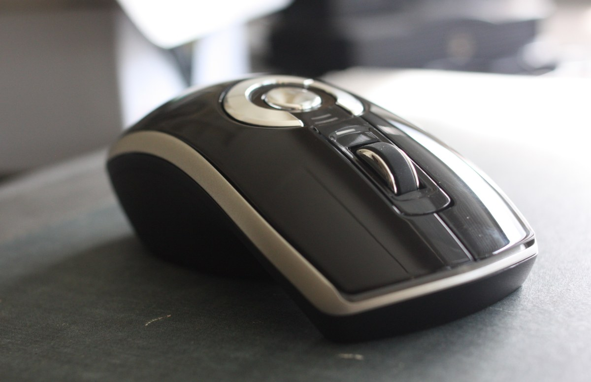 76b1298569e Review: Gyration Air Mouse Elite (Now For Mac) | TechCrunch