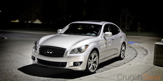 תוספת 2011 Infiniti M37S: The Limit As Car Electronics Approach Infinity DU-62