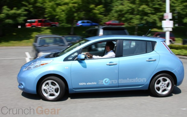 Nissan Releases Final Specs On The Leaf Techcrunch