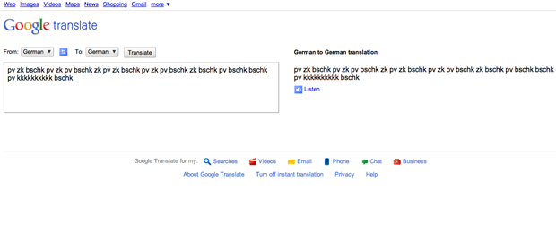 How To Turn Google Translate Into Google Beatbox   TechCrunch