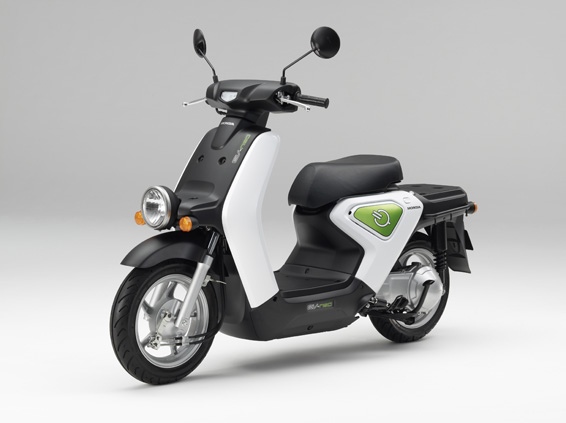 Honda Japan Today Said Press Release In English That It Will Start Lease Sales Of Its New Electric Motorcycle The So Called EV Neo On December 24
