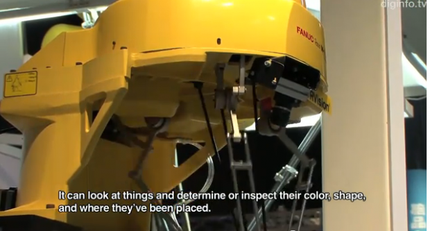 Video: Super-Fast Industrial Robot Genkotsu   TechCrunch