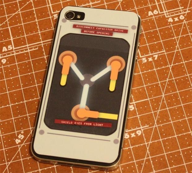 flux capacitor app iphone