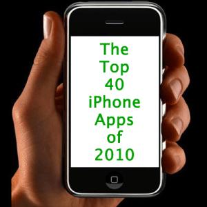 The Top 40 iPhone Apps of 2010 | TechCrunch