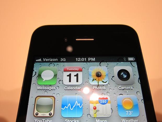 An iPhone On Verizon? Sold  | TechCrunch