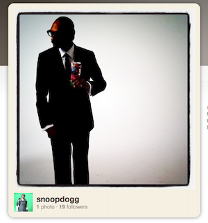 Snoopin On Instagram The Early Adopting Celeb Joins The Photo Sharing Service Techcrunch 20 октября 1971), более известный как снуп догг (англ. snoopin on instagram the early