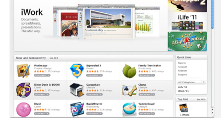 Over A Year Since Launch, The Mac App Store Passes 10,000