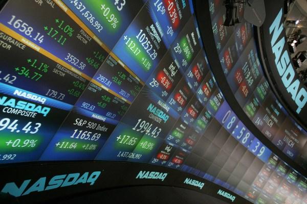 Stock market nasdaq