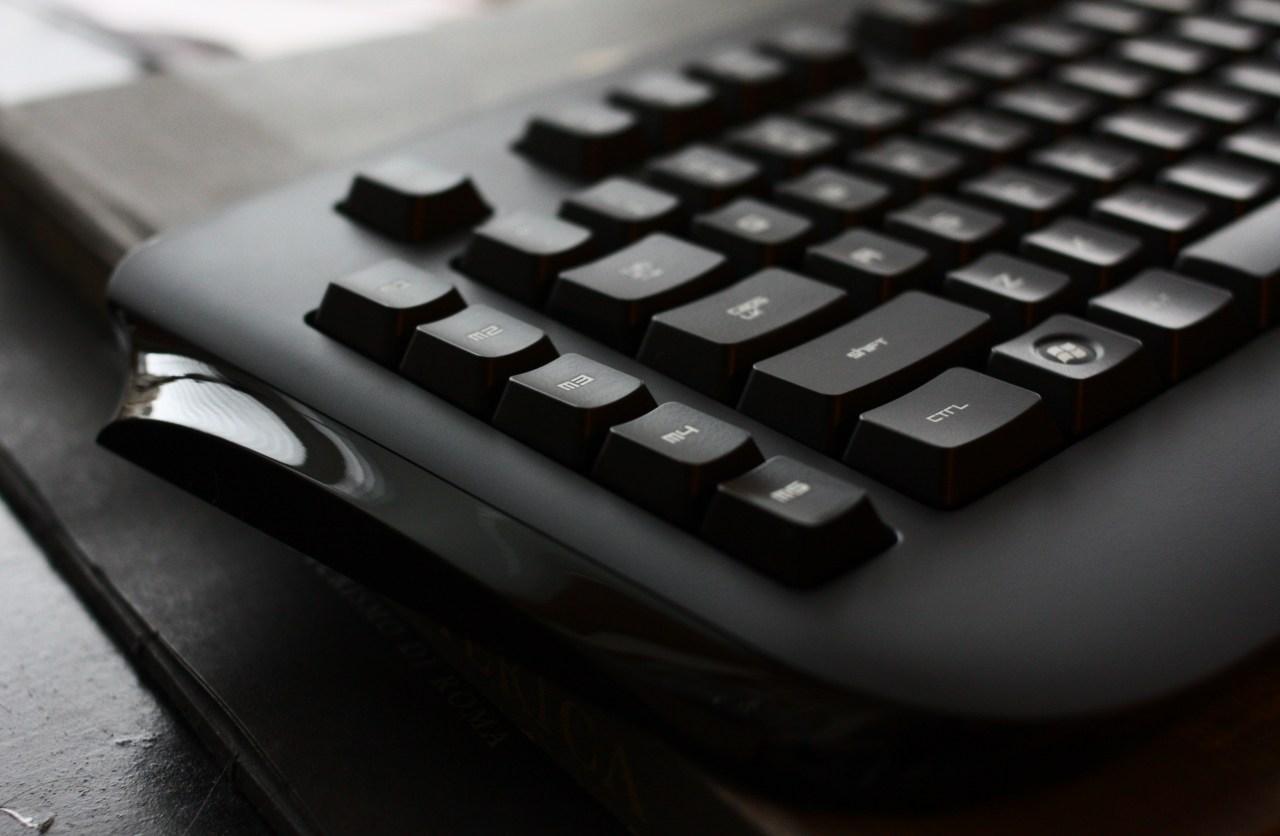 Review: Razer Anansi Gaming Keyboard | TechCrunch
