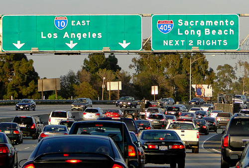 Solo Drivers In Los Angeles Will Soon Be Allowed To Drive In