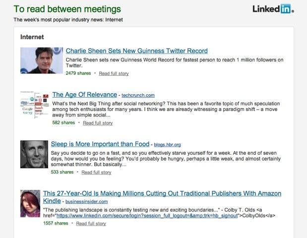 linkedin is about to make headlines techcrunch