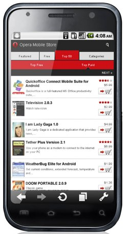 Opera Launches Appia-Powered Mobile App Store To The Public