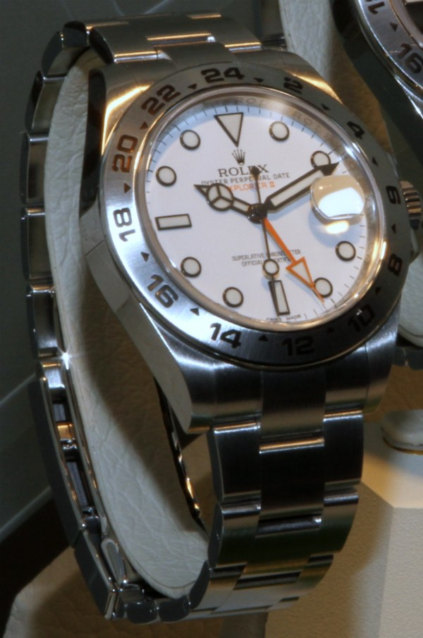 Rolex Explorer 2 2011 2 Rolex Explorer 2 Watch For 2011