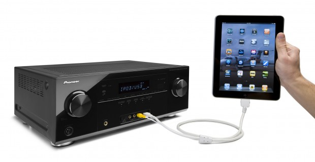 Pioneer Announces New Receivers, Airplay In Top Model