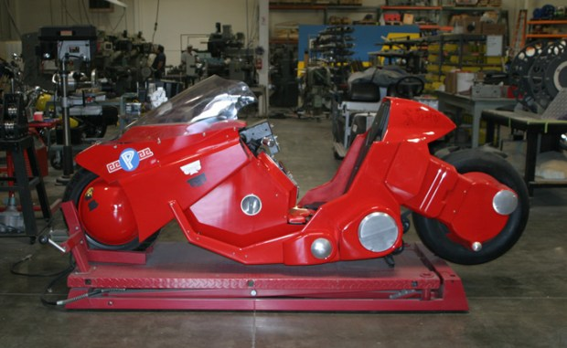 Kanedaaaa! Akira Bike Replica For Sale On Craigslist