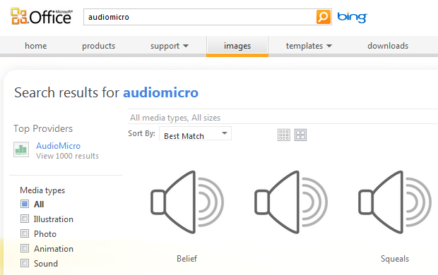 AudioMicro Partners With Microsoft: Free Music, Sound Effects For