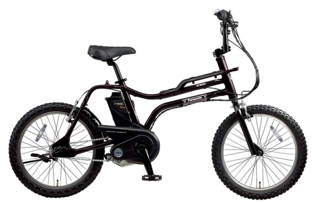 ebe enz032 panasonic rolls out cool sports e bike. Black Bedroom Furniture Sets. Home Design Ideas