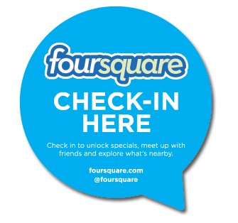 Foursquare-Checkin-TIG-Global-Blog