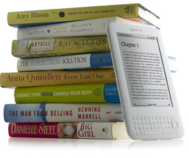 Amazon Partnering With OverDrive To Bring Kindle Library