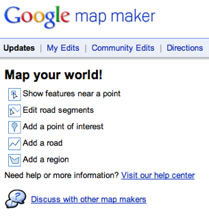 Google\'s \'Map Maker\' Now Lets You Edit Google Maps In The United ...
