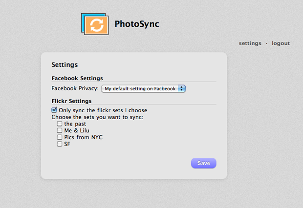 How to import photos into facebook