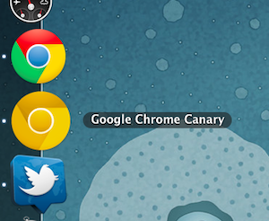 Yep, Google Just Pushed Chrome Canary For Mac Out Of The