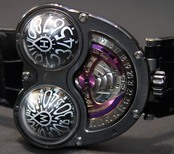 MB&F Purple Frog