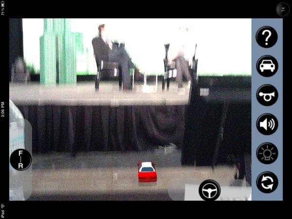 Rc Vcar App Creates Crash Free Remote Control Car Techcrunch