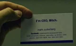 Card Designer The Inspiration For Zuckerberg S I M Ceo Bitch