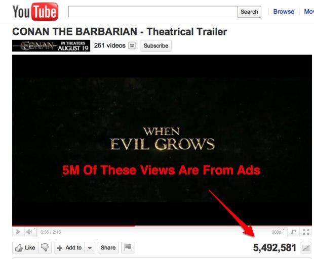 the youtube movie