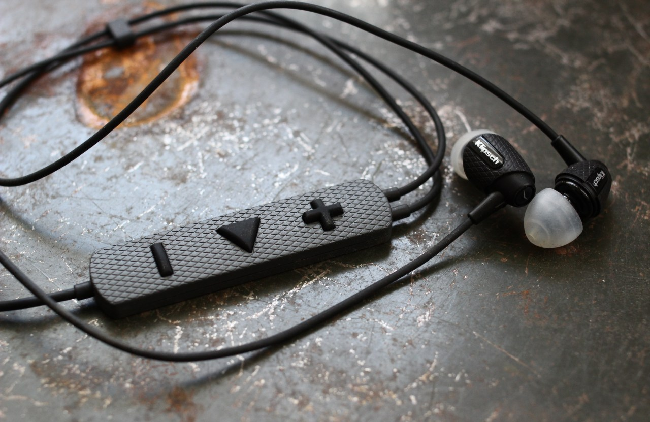 Review Klipsch S5i Rugged In Ear Headphones