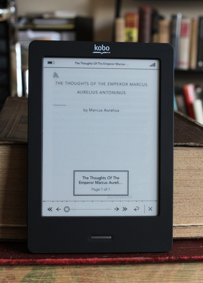 Review: Kobo eReader Touch Edition | TechCrunch