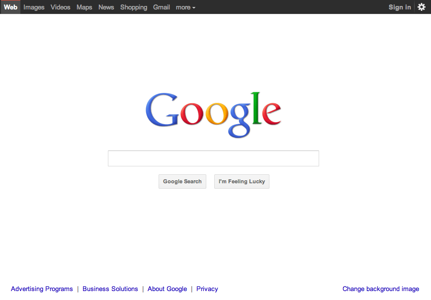 Phenomenal Google Gets All Designy With Updated Homepage Search Home Interior And Landscaping Ologienasavecom